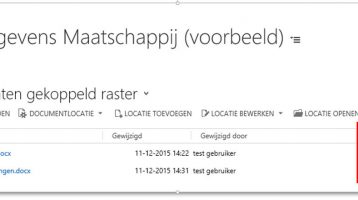 OneDrive en Microsoft Dynamics 365 CRM Online