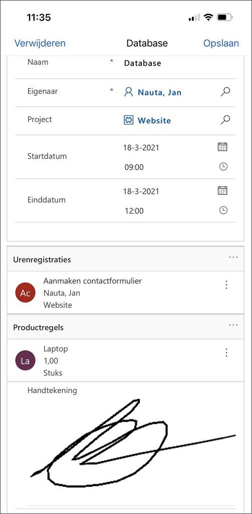 Projectmanagement en urenregistratie software met Office 365 integratie. Groningen, Assen, Heerenveen, Joure, Delfzijl.