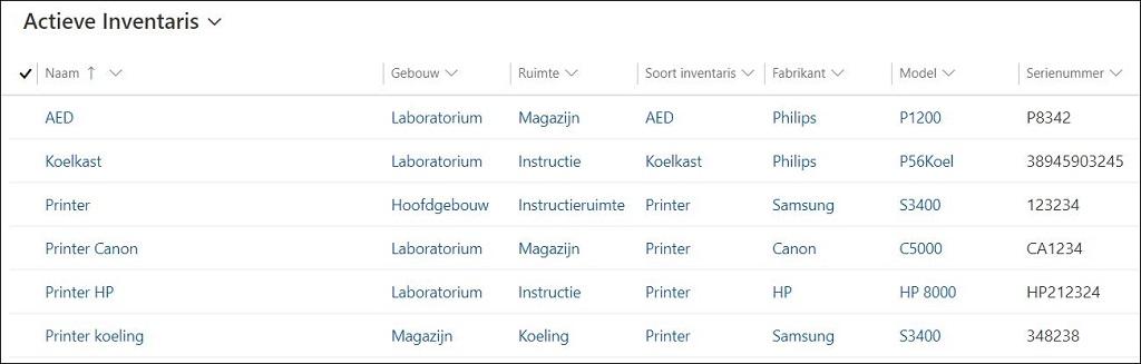 Inventarisbeheer software